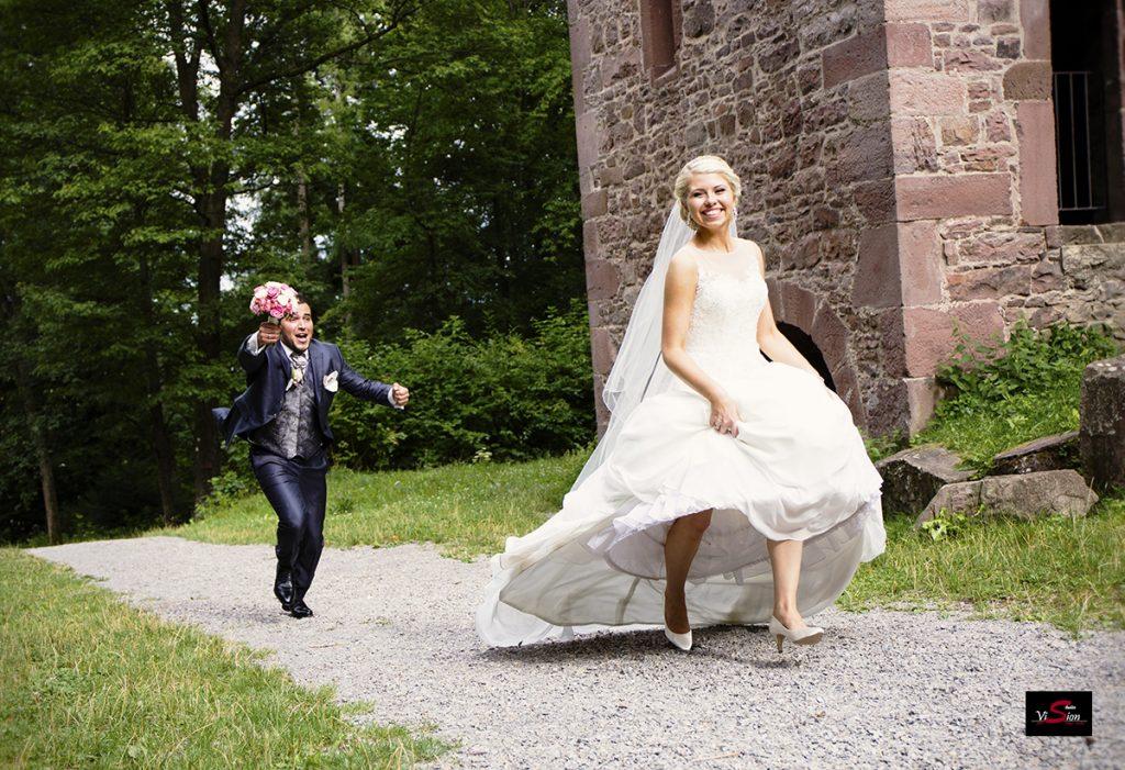 Hochzeitsfoto STUDIO VISION F 16